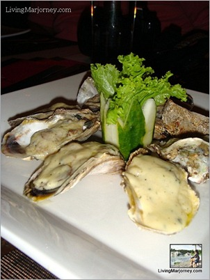 Sweet Bella: Baked Oyster
