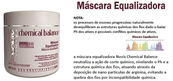 Máscara Equalizadora-Novix