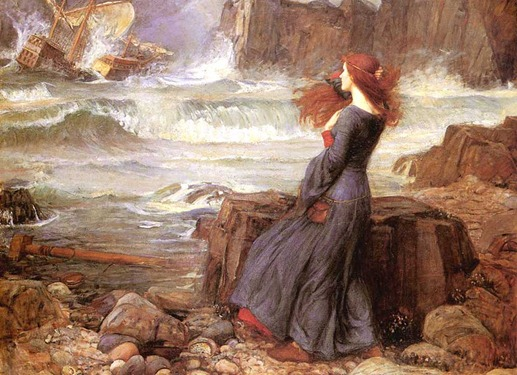 Miranda The Tempest