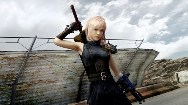 Lightning Returns: Final Fantasy XIII vira um traje bônus do personagem Cloud