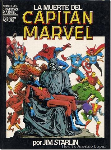 2012-02-17 - Muerte del Capitán Marvel original