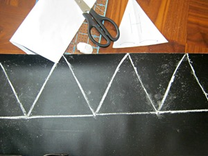 chalk cloth 2