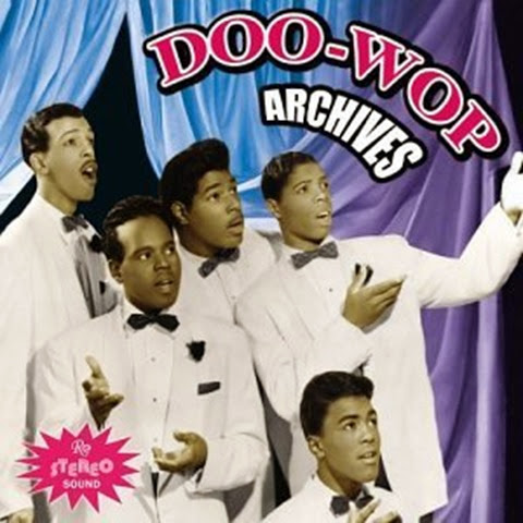 Doowop Archives - 19 front