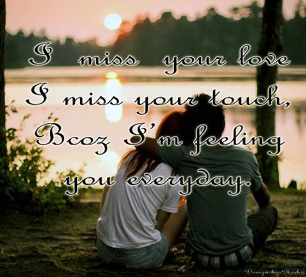 love u miss u quotes