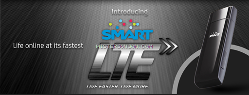 Smart 4G LTE Launch Exclusive