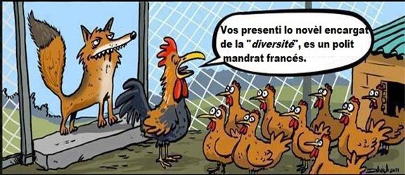 lo mandrat francés