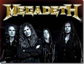 Concierto Megadeth en monterrey 2011