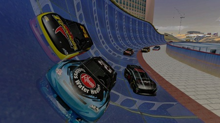 New NASCAR Unleashed Screens  3