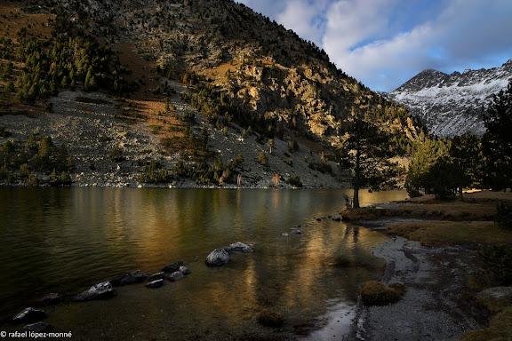 L'estany Llong.Parc Nacional d'Aigues Tortes i Estany de Sant Maurici.La Vall de Boi, Alta Ribagorca, Lleida