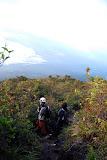 Nearing the summit of Dempo (Tim Hannigan, January 2011)