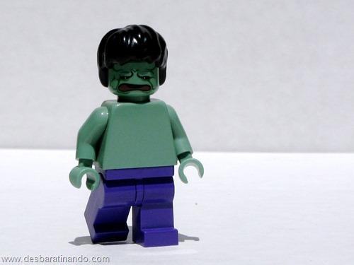 hulk super herois de lego desbaratinando