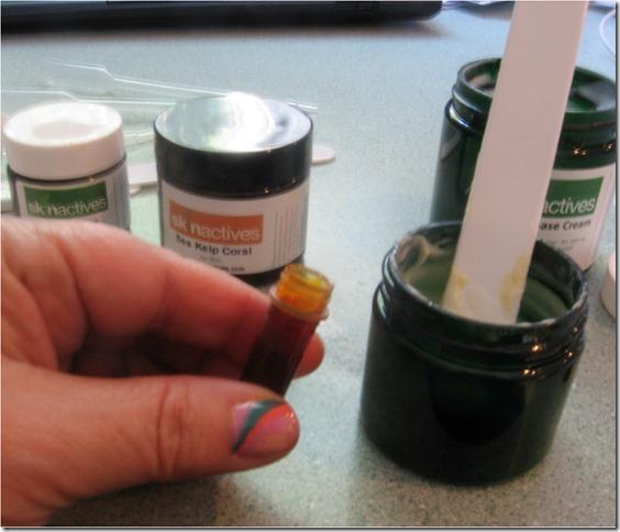 Adding antioxidants 1