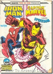 P00108 - El Invencible Iron Man - 233 #234