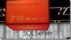 SQL2012
