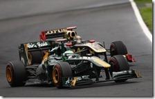 Nel 2012 non ci saranno più due team Lotus