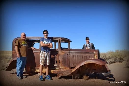 Route 66 Relic
