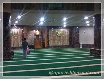 Masjid Plaza Mulia-2