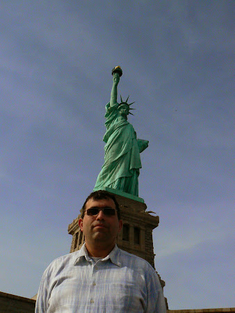 Obiective turistice New YorK: Statuia Libertatii - New York