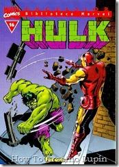 P00016 - Biblioteca Marvel - Hulk #16