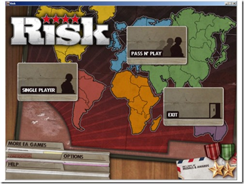 Risk - PopCap