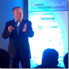 Nokia-CEO