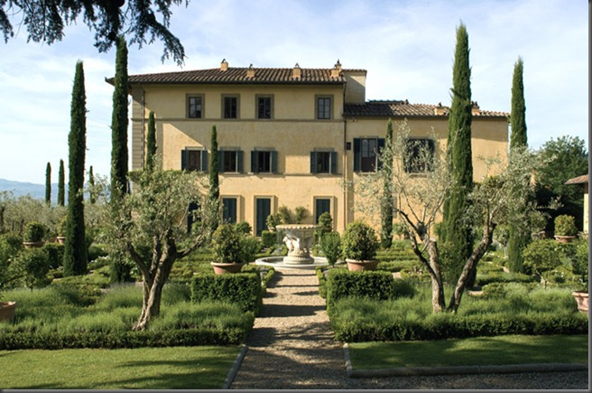 residência toscana - Sting's house 1