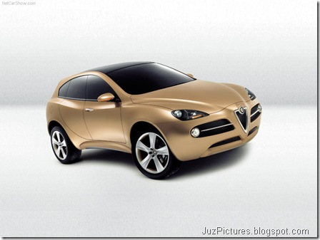 Alfa Romeo Kamal Concept (2003)1
