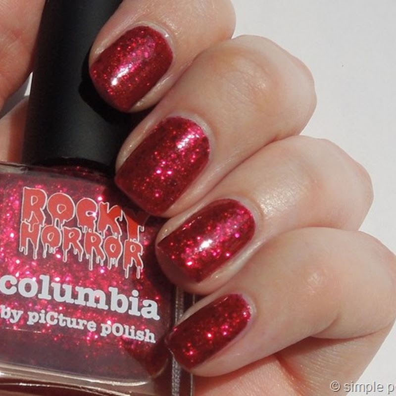 [Review] piCture pOlish–Columbia