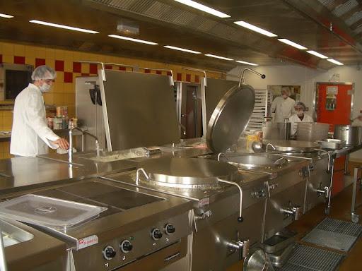 Cuisine centrale wattrelos de graeve for Cuisine centrale