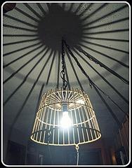 Egg Basket Pendant Light