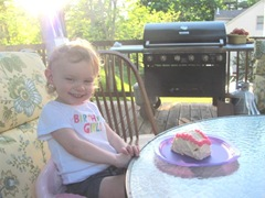 5.24.2012 Bella 2nd birthday
