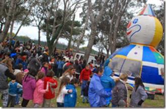 Se preparan los festejos para el Día del Niño en La Costa