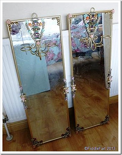 Jewelled Mirrors