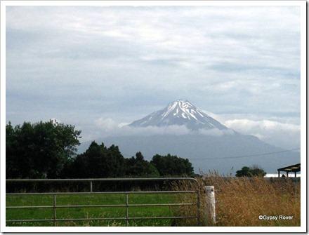 Mt Taranaki.