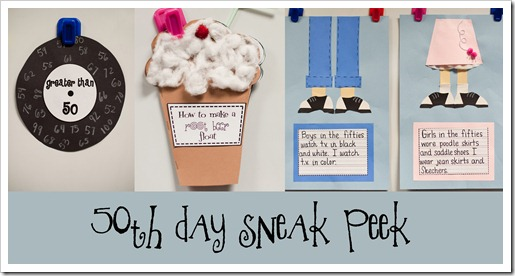 50th day sneak peek