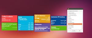 ConkyGUI in Ubuntu Linux