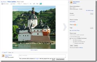 Picasa Web View