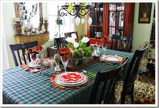 christmas 2014 table 001