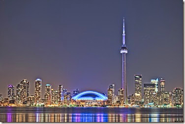 The landmark Toronto downtown view from the center island.; Shutterstock ID 86753890; PO: The Huffington Post; Job: The Huffington Post; Client: The Huffington Post; Other: The Huffington Post