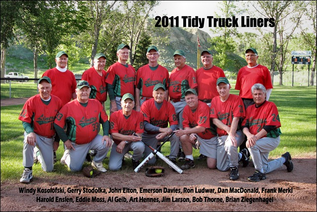 2011 Tidy Truck #108 Finished