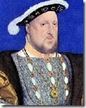 Henri VIII d angleterre
