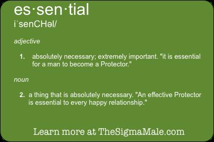 Essential definition