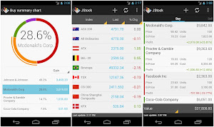 JStock per Android