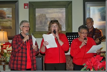 LA-Betty's-Christmas caroling at Nursing homes