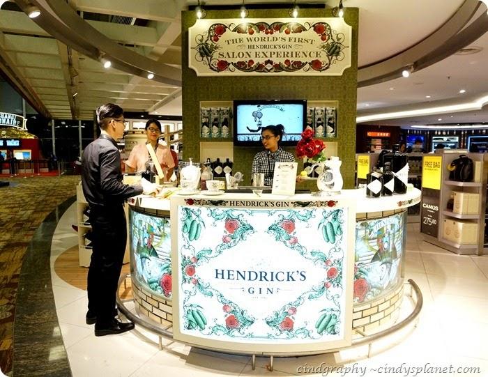 Hendrick's Gin Salon1