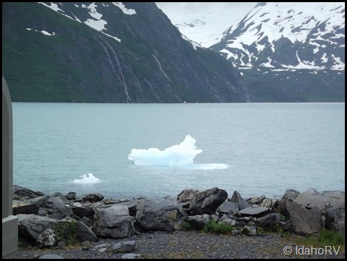 Glacial-Ice-Floating-in-Por