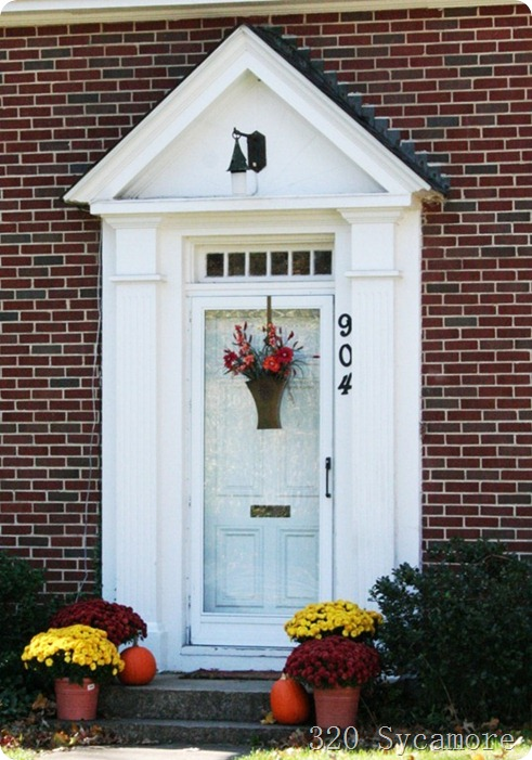fall house 13