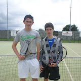Philip King and Conor Caheny