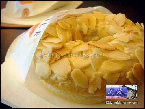 Yummy J.CO Donuts: Al Capone
