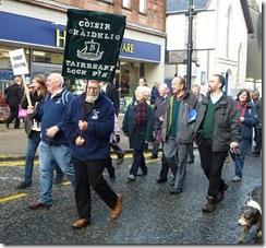 dunoon tarbert parade